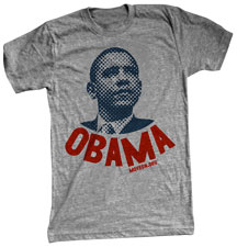 Obama tshirt for $8!